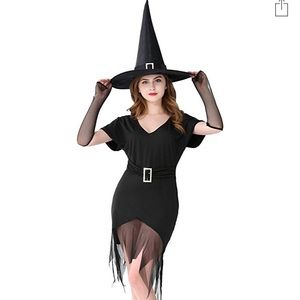 🎃 Sexy Witch Costume 👻